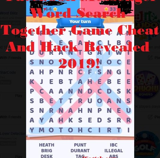 Word Search Together
