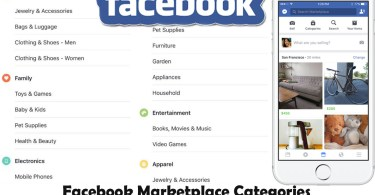 Facebook Marketplace Categories - Facebook Shop By Categories On Marketplace - Facebook Store Collections