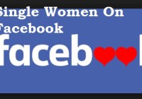 single women on facebook