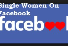 single women on facebook