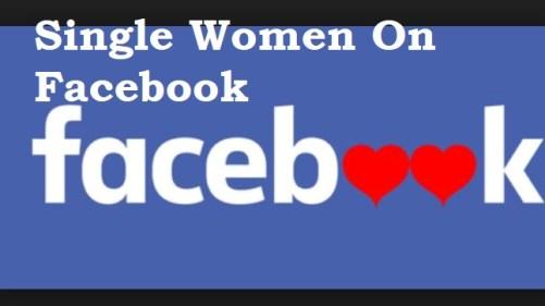 Single Women on Facebook Nearby