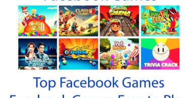 facebook games free