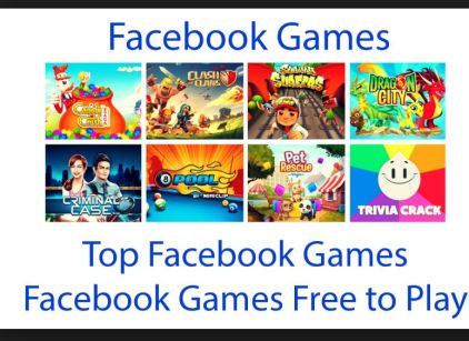 free at games facebook online play