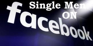 Single Men On Facebook