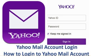 Yahoo Mail Account Login - How to Login to Yahoo Mail Account