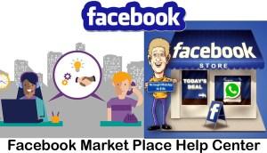 Facebook Market Place Help Center - Contact Facebook Marketplace Administration