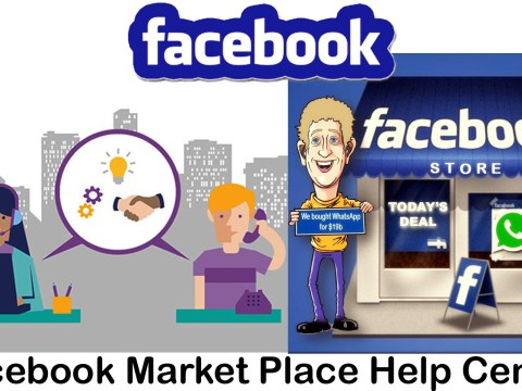 Facebook Market Place Help Center - Contact Facebook Marketplace Administration