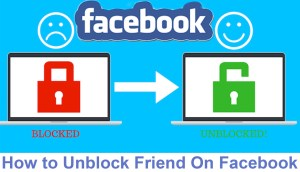 How to Unblock Friend On Facebook - How To Unblock Someone I Blocked On Facebook