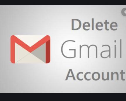 How To Delete Gmail Account - Delete My Account