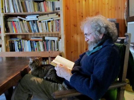 Renato Pontiroli in un momento di relax