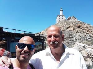 Ivan Chelo e Carlo Hendel
