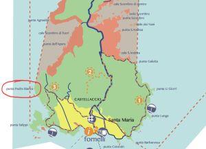 Punta Pedra Bianca