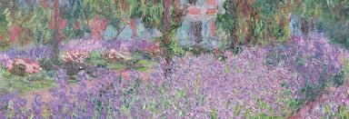 Claude Monet - Le Jardin de Giverny
