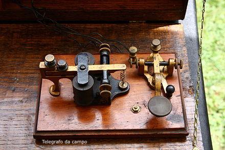 Apparecchio telegrafico