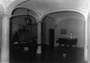 Palazzo Henrici - De Angelis, interni