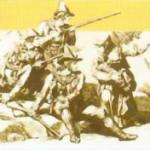 Briganti: antica stampa