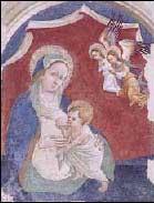 Madonna del Latte, Chiesa di Sant'Antonio