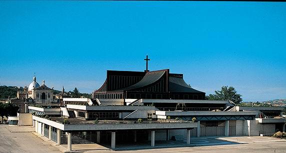 Nuova e vecchia basilica