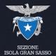 Logo sezione CAI di Isola del Gran Sasso