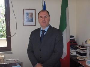 Giuseppe Di Bartolomeo, sindaco di Colledara