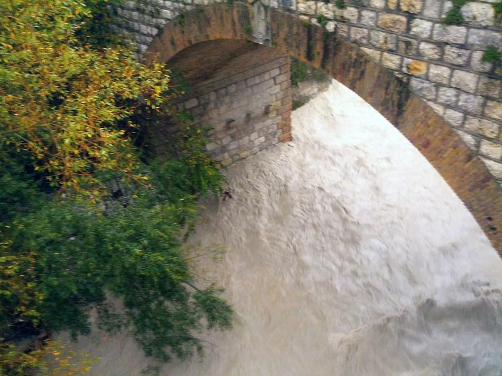 Il ponte di Borgo San Leonardo