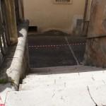 Le scalette della salita San Giuseppe