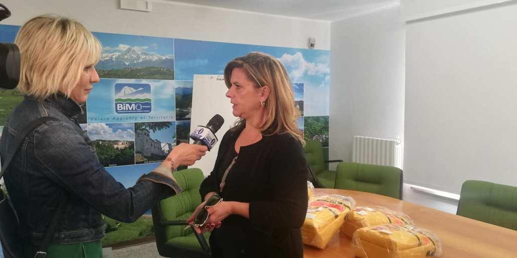 Lorella Di Giuseppe, dell'Associazione Genius Loic