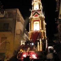 Gesù Nazzareno - Seconda Processione del Carro Trionfale - San Giovanni Gemini (AG)