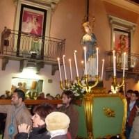 S. Maria Immacolata della Neve – Inizio Novenario – Termini Imerese (PA)