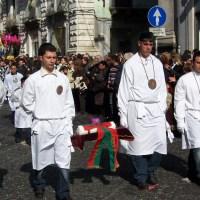 S. Agata V. e M. – Processione dell'Offerta della Cera – Catania