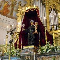 S. Antonio di Padova – Festa Liturgica Invernale del Ritrovamento della Sacra Lingua Incorrotta del Santo – Gravina di Catania (CT)