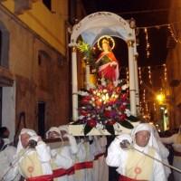 S. Lucia V. e M. – Enna