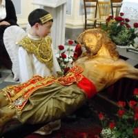 """SS. Crocifisso e gli """"Angioletti d'oro"""" - San Pier Niceto (ME)"""
