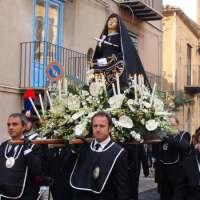 Cristo Morto e l'Addolorata - Castelbuono (PA)