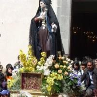 Cristo Morto e l'Addolorata - Adrano (CT)