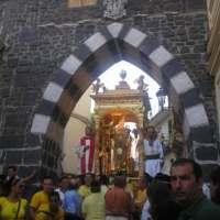 S. Anastasia V. e M. - Festa Grande 2011 - 1° Processione - Motta Sant'Anastasia (CT)