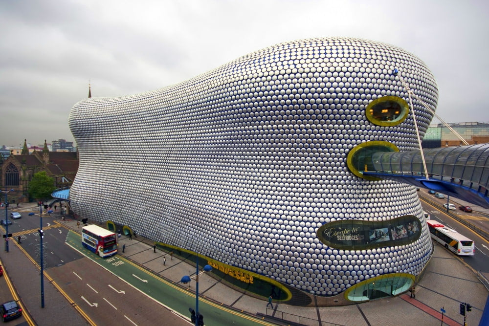 Past & Present: Birmingham, England Photographs 12