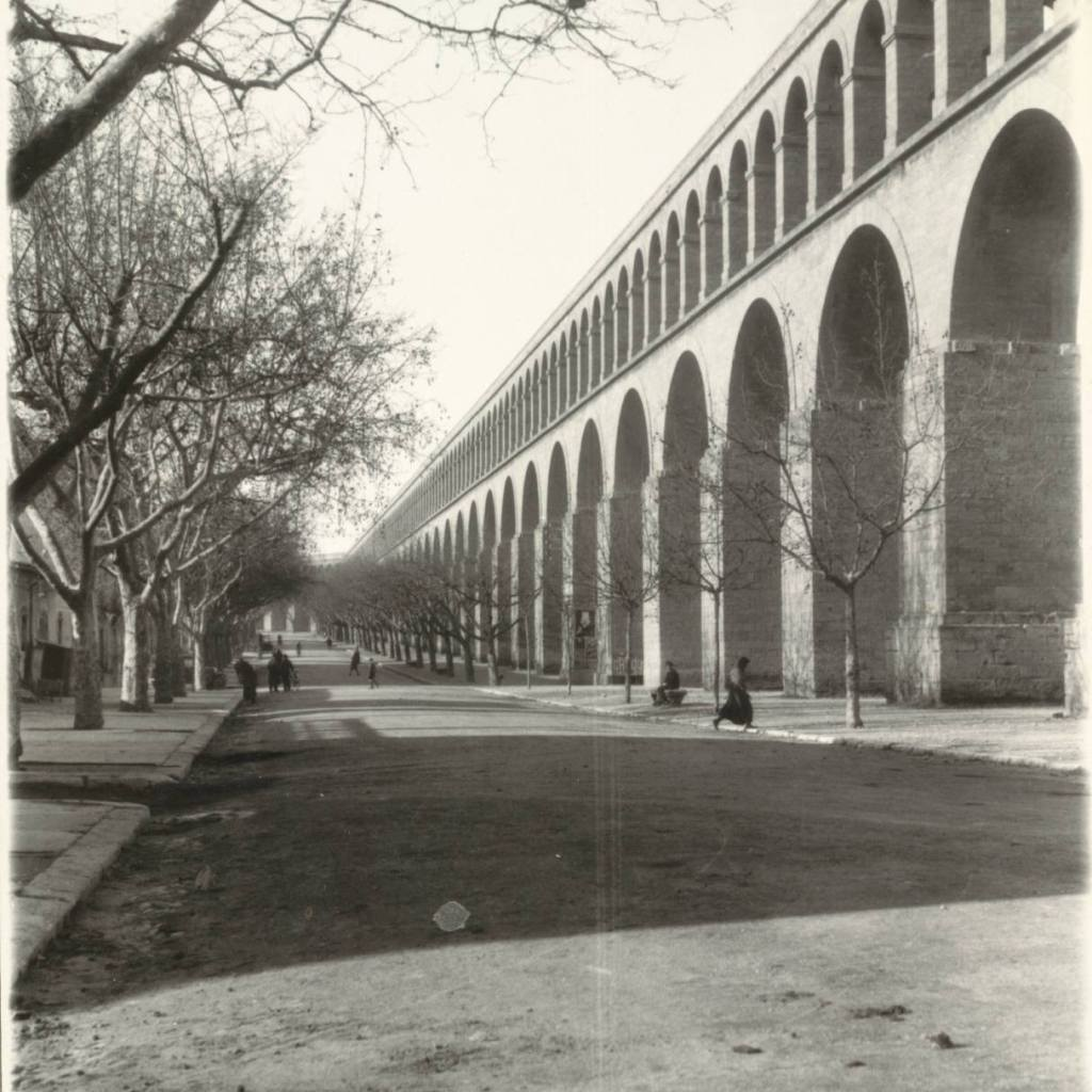 Past & Present: Photographs of Montpellier, France 3