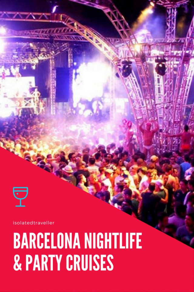Barcelona Nightlife & Party Cruises (1)