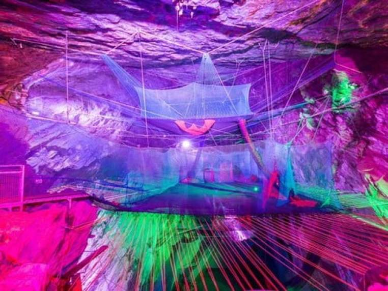 Blaenau Ffestiniog – Bounce Below