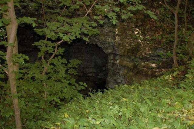 Heathery Burn Cave, Stanhope, County Durham