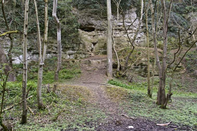Kirkdale Cave, North York Moors