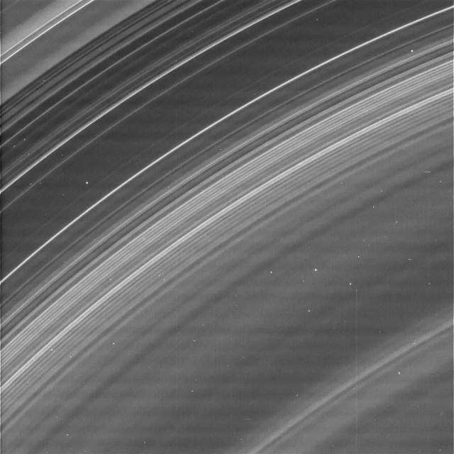 Cassini satellite the grand finale