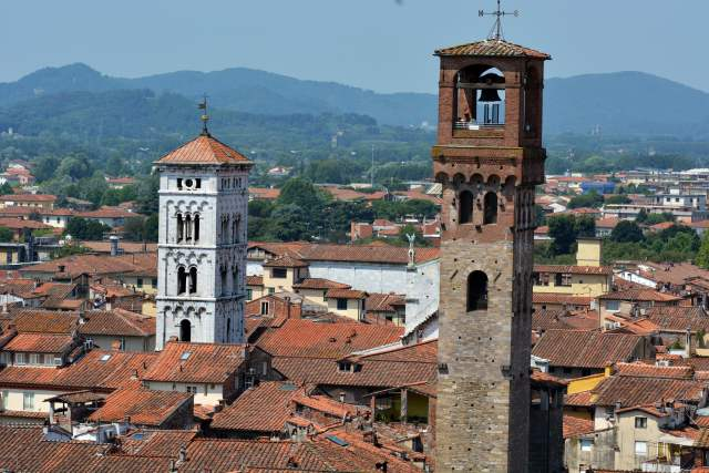 Photos of Lucca