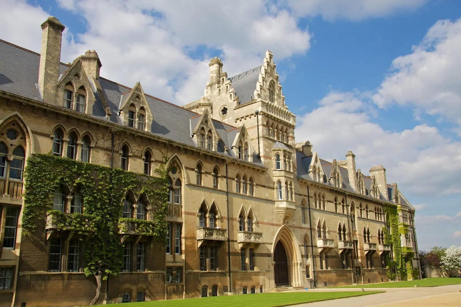 photos of Oxford