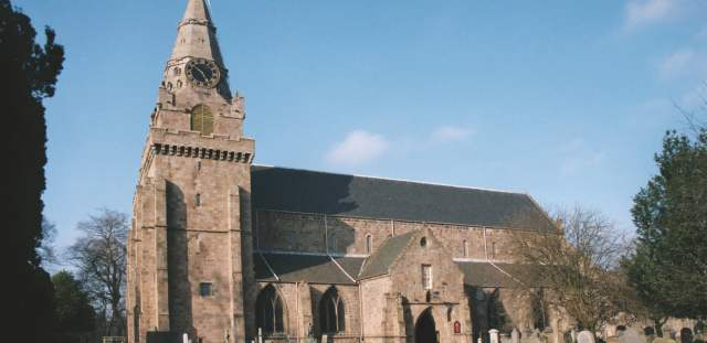 St Machar's Cathedral 2