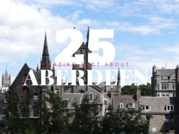 facts about aberdeen
