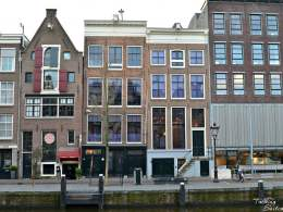 Anne Frank House from outside