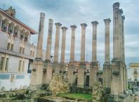 Roman temple of Córdoba