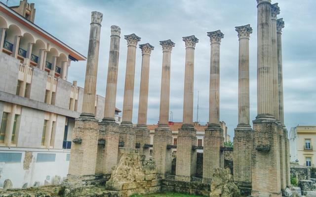 Roman temple of Córdoba